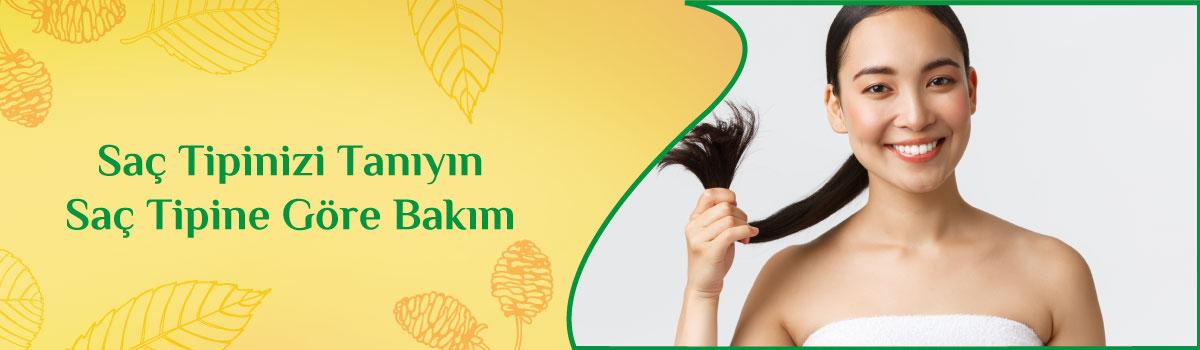 Saç Tipinizi Tanıyın: Saç Tipine Göre Bakım